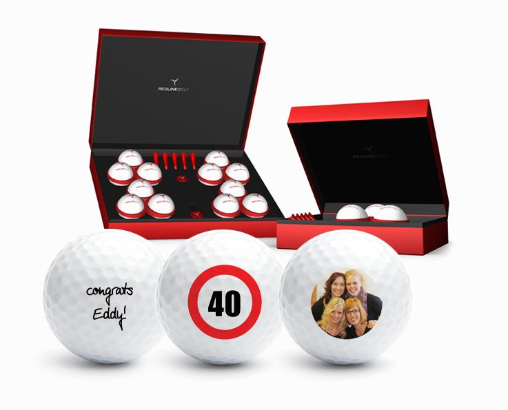 golfkado golfballen bedrukken