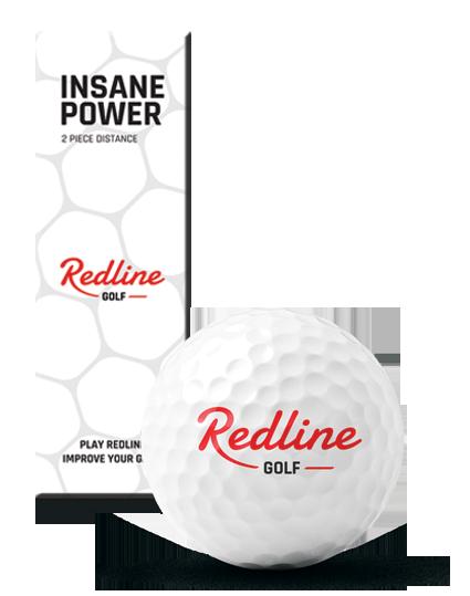 billige Golfbälle Insane Power