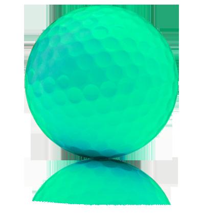 glow in the dark Golfball
