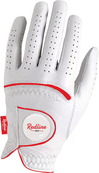 Golfhandschuh Redline Velvet Cabretta-Leder