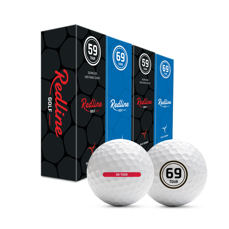 golfballen 59 tour 69 tour