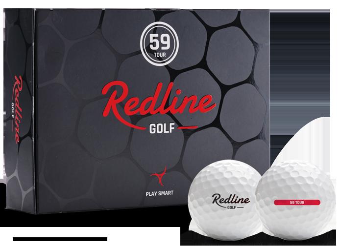Redline-59-tour-urethane-golfbal